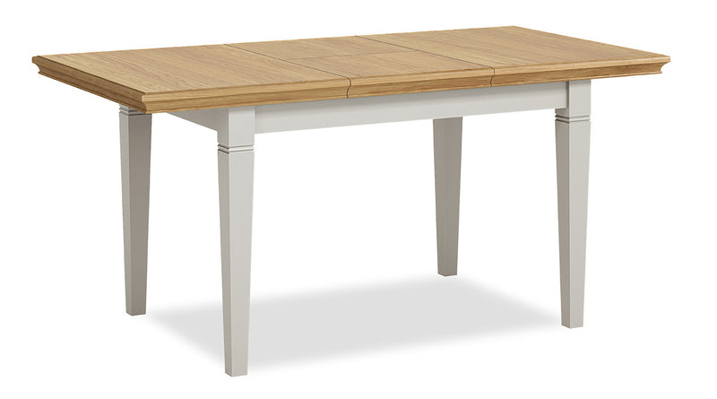 Ivy Oak Small Butterfly Extending Dining Table