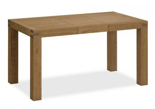 Laurel Oak Compact Extending Dining Table