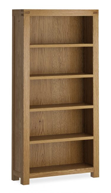 Laurel Oak Large Bookcase