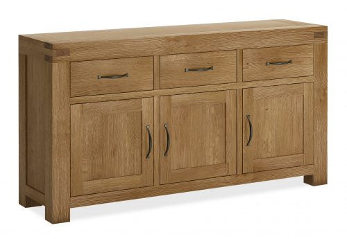 Laurel Oak Large Sideboard