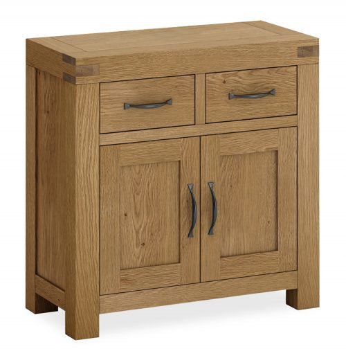 Laurel Oak Mini Sideboard