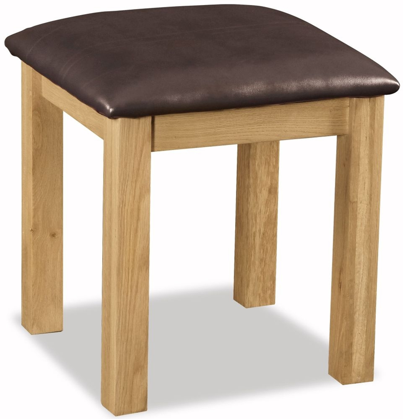 Alpine Oak Stool