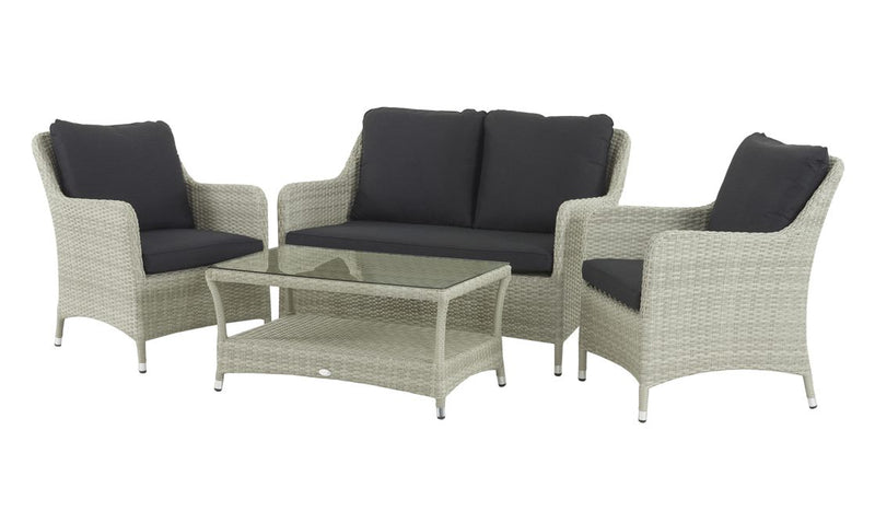 Portobello 2 seat sofa set with 2 chairs