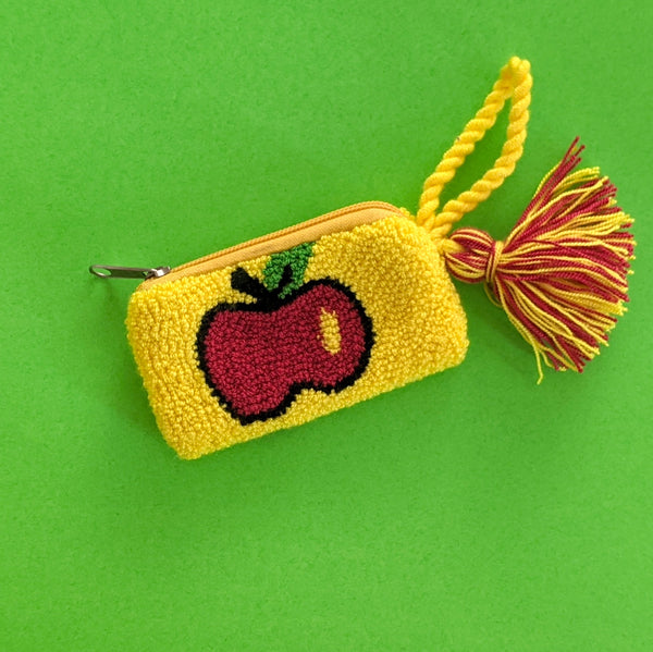 Mini Apple Purse