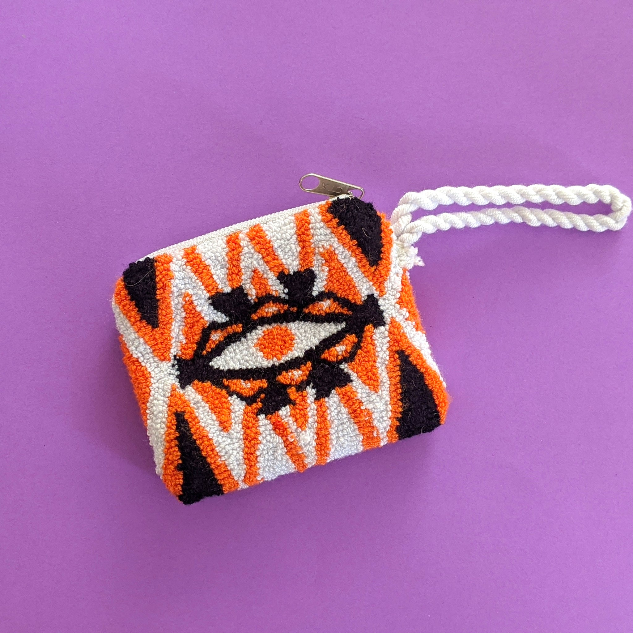 Wayúu Eye Mini Purse