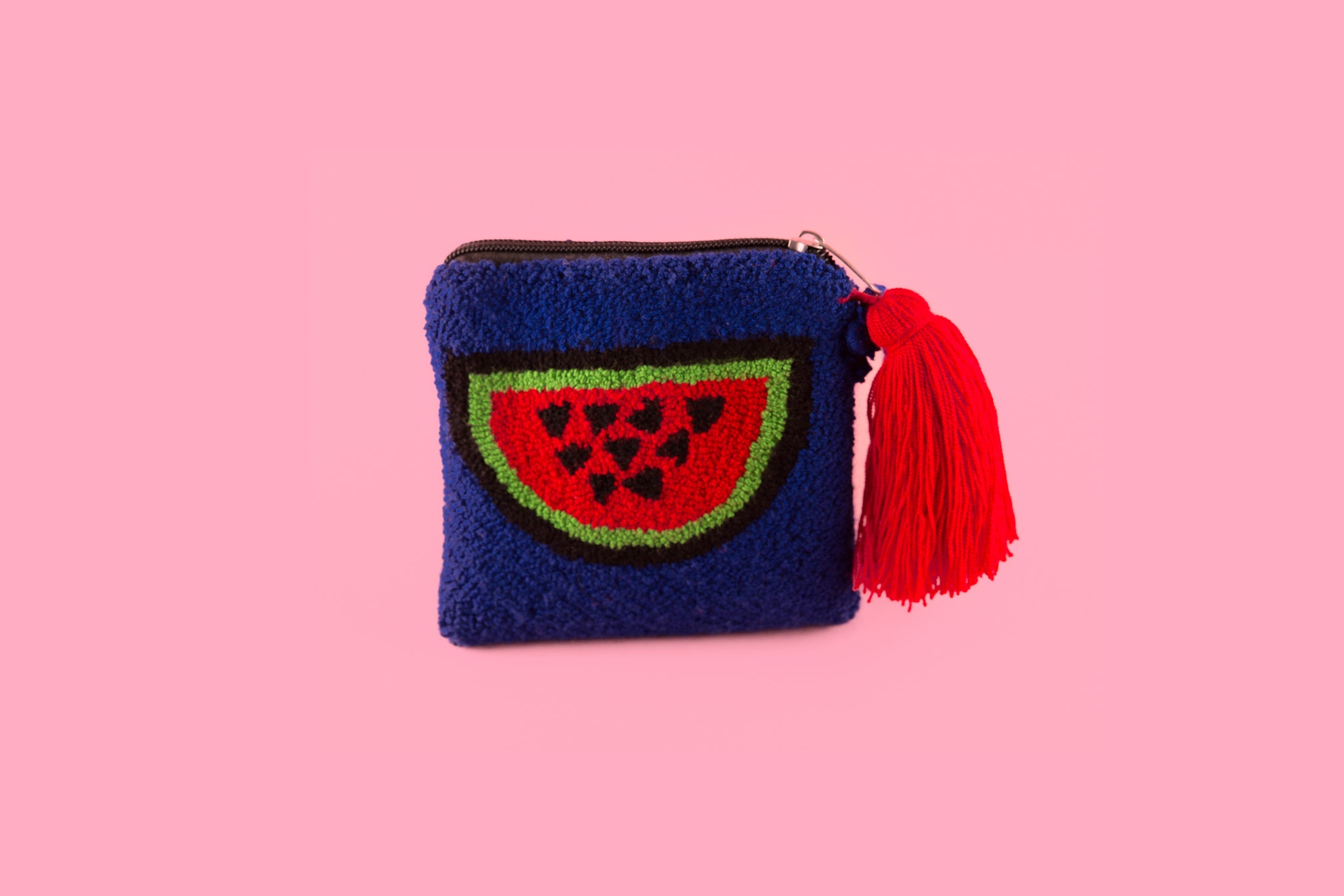 Watermelon purse
