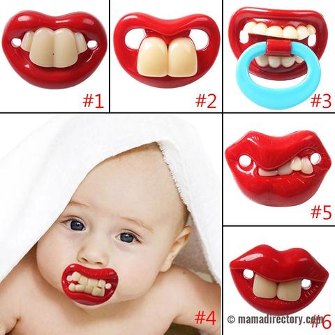 Funny Dummy/Pacifiers