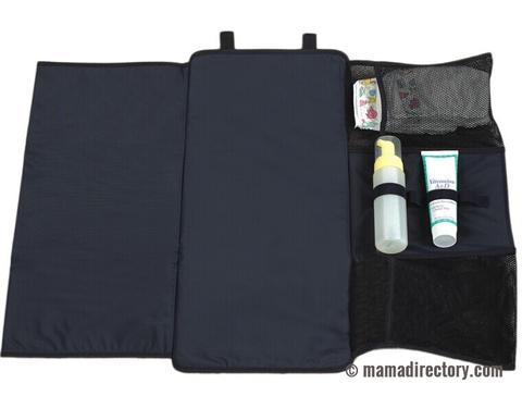 Portable Baby Changing Mat Diaper/ nappy Pad Waterproof and baby organiser