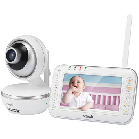 VTech Full-Color Digital Video Baby Monitor with Pan & Tilt Camera