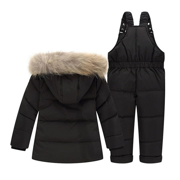 Winter Coat & Overall Snow Pants