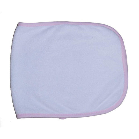 Terry Burpcloth with Trim One Size