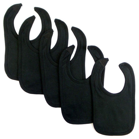Interlock Bib (Pack of 5) One Size