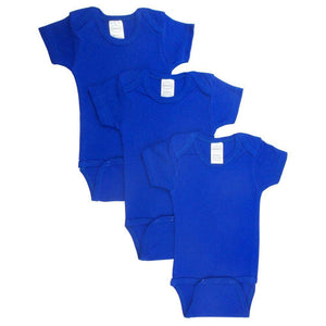 Blue Bodysuit Onesies (Pack of 3)