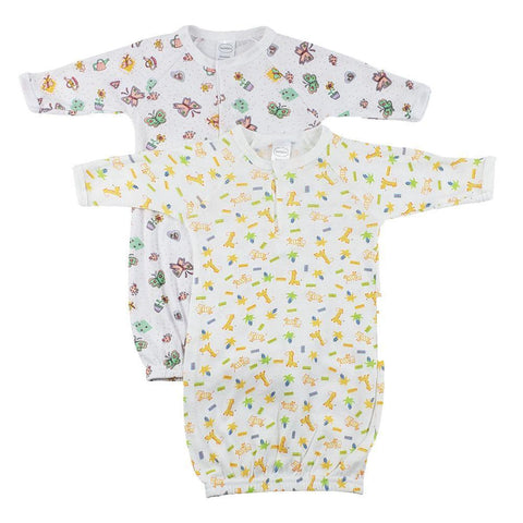 Infant Gowns - Newborn (2-3 Packs)