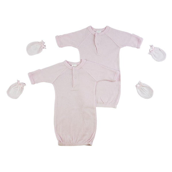 Preemie Gowns and Mittens