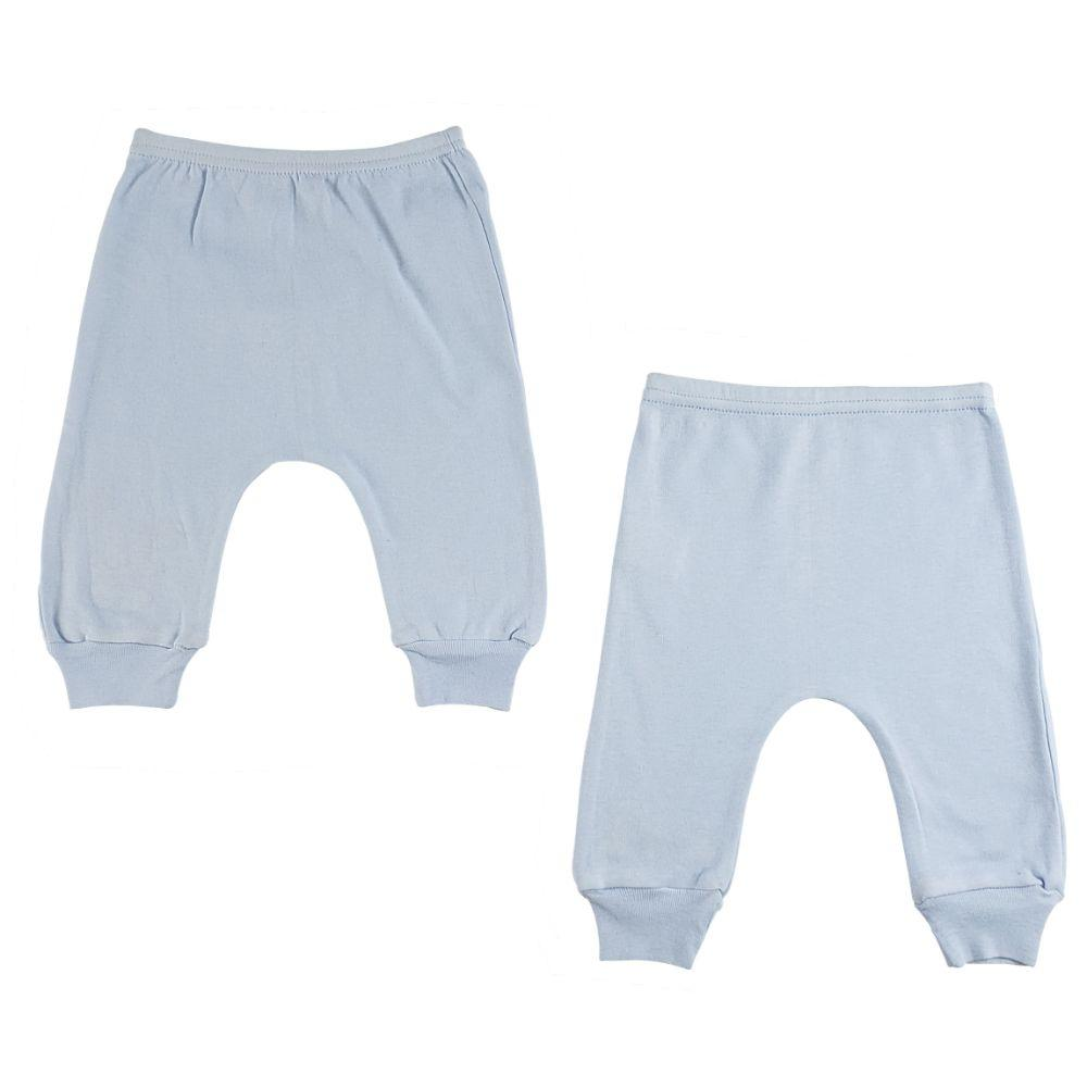 Infant Blue Jogger Pants - 2 Pack