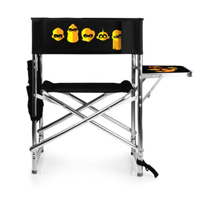 The Incredibles - Sports Chair (Black)