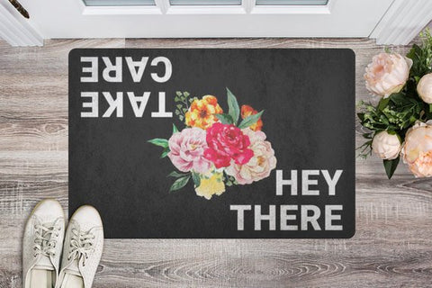 Welcome Mat Take Care
