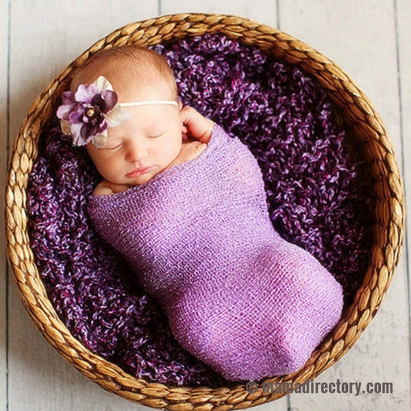 Newborn Soft Wrap for Photography