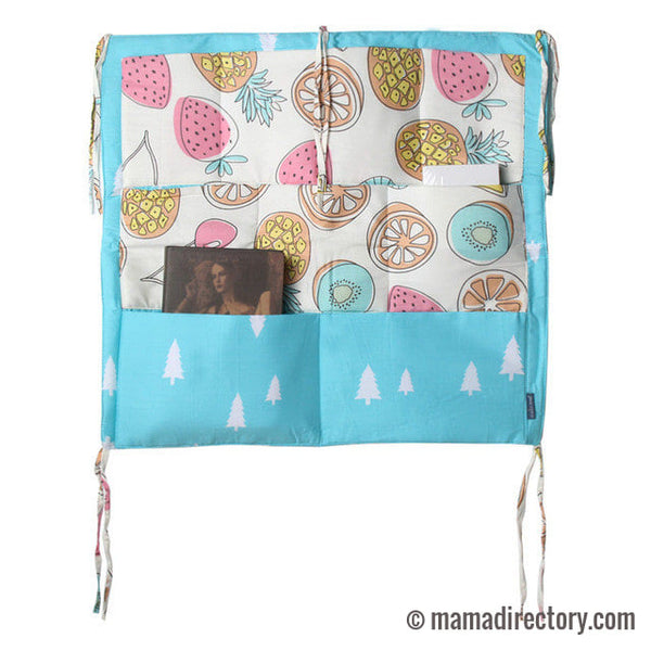 Hanging Storage Bag Crib Organizer
