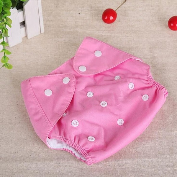 Baby Washable Reusable Cloth Diaper Nappies