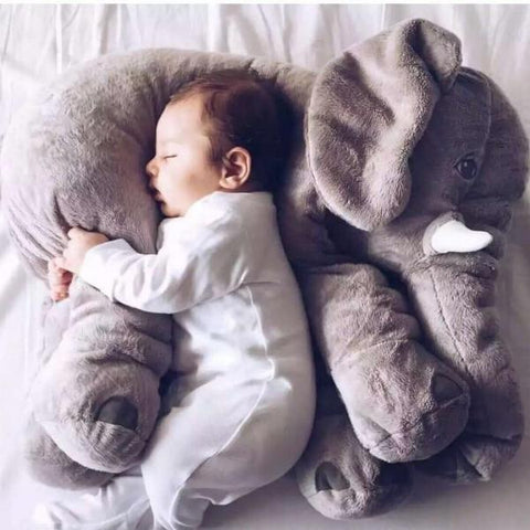 40/60CM Elephant Plush Pillow For Sleeping