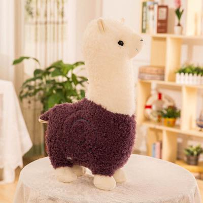 Alpaca Plush Stuffed Animal for Babies & Kids