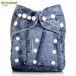 Mumsbest Washable Waterproof Reusable Baby Cloth Diaper Nappy Cover
