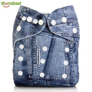 Washable Waterproof Baby Cloth Diaper Cover