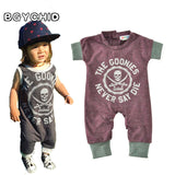 'The Goonies Never Say Die' Baby Jumpsuit Onesie