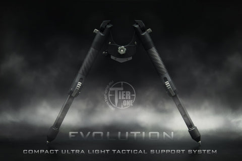 Evolution Bipod Tier One - Reveal
