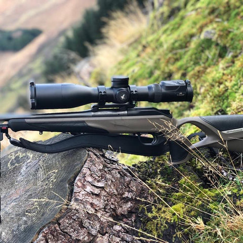 Blaser optic mounts