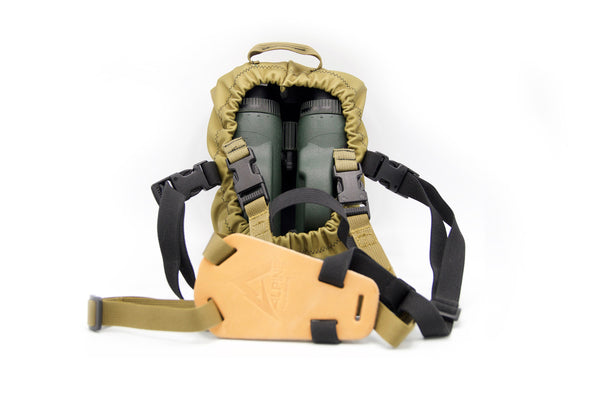 Binocular Harness rear shot