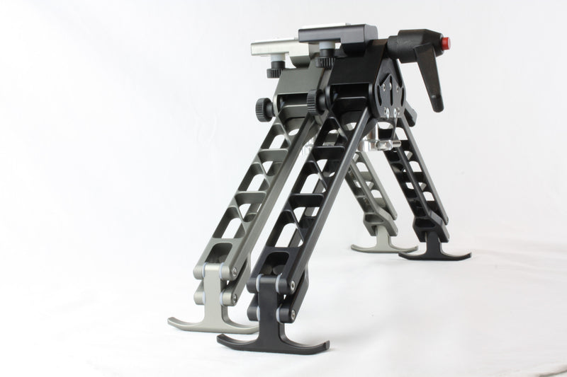 Side image of two FTR Bipods