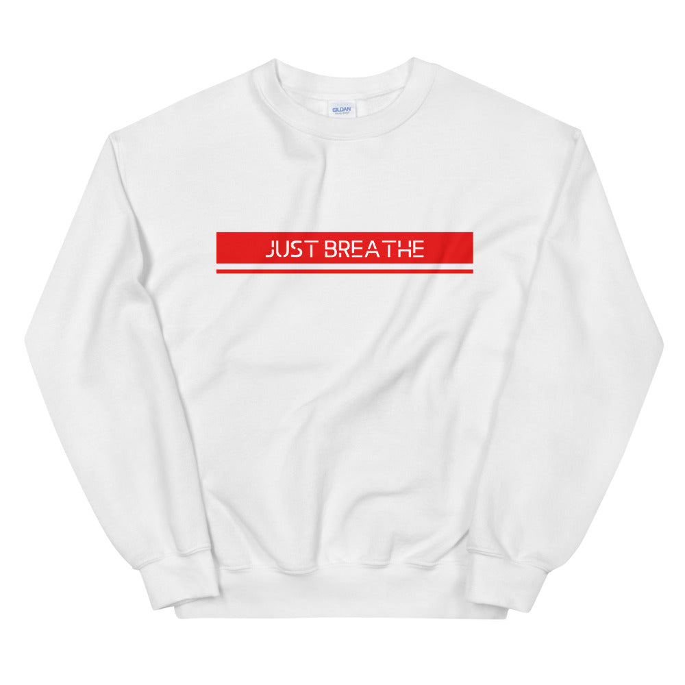 Sweatshirt JUST BREATHE
