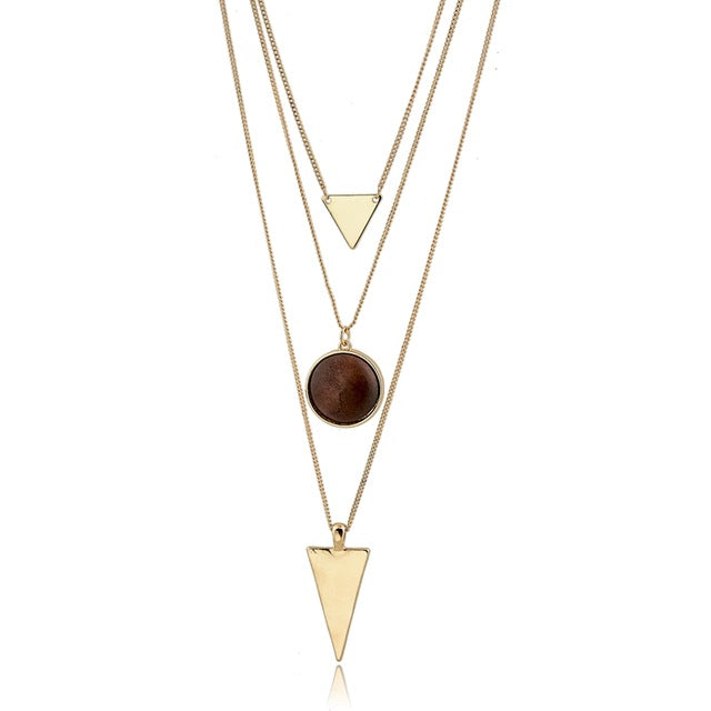 Collier Triangulaire