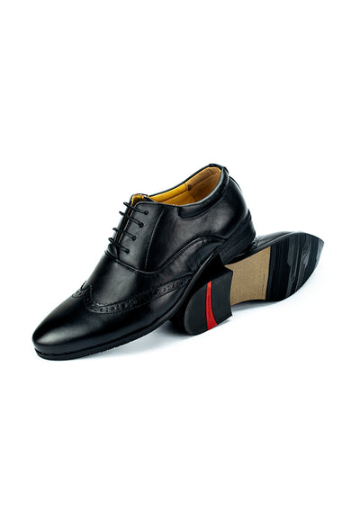 MS 40680 Black Casual Shoes