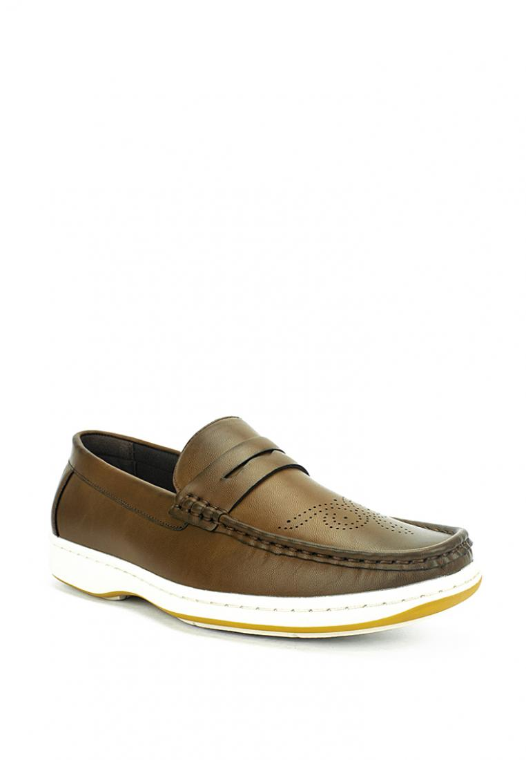 MR 40606-Brown Casual Shoes