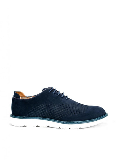 MS 42669 Navy Blue Casual Shoes