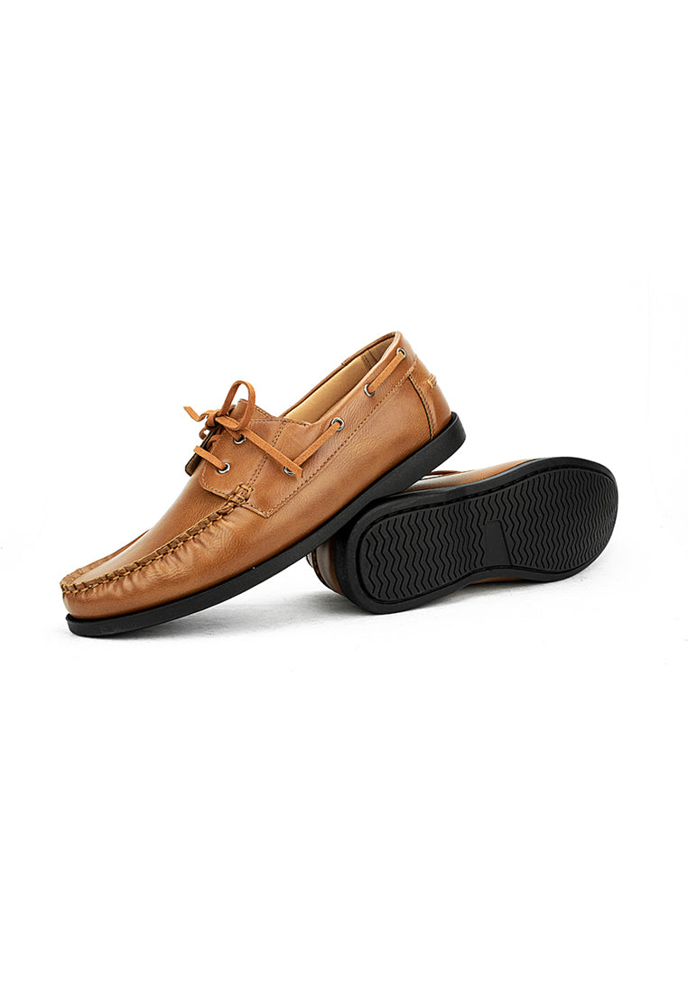 MS 43703-Tan Casual Shoes