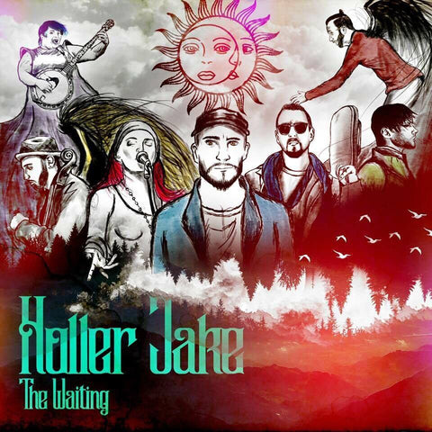 Holler Jake - The Waiting (CD)