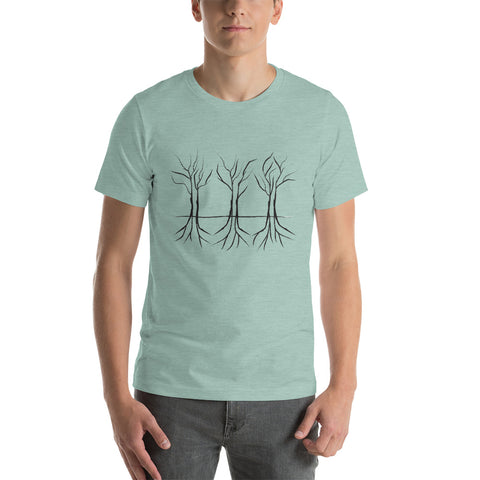 "TAP ROOTS ""Trees"" T-Shirt"