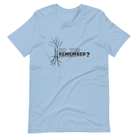 "TAP ROOTS ""Do You Remember?"" T-Shirt"
