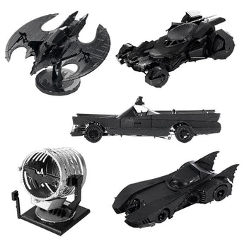 Batman 3D Metal Puzzles