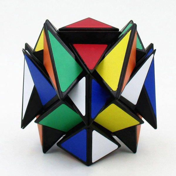 Magic Triangle Puzzle Cube