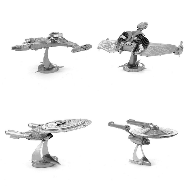 Star Trek 4 Pack
