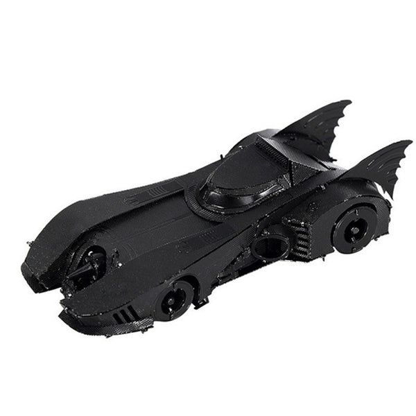 Batmobile 3D Metal Puzzle