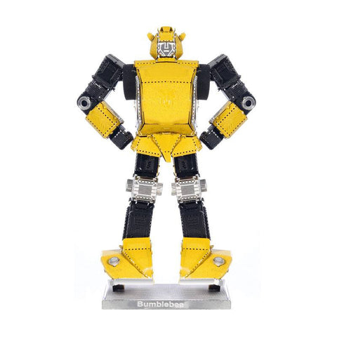 Transformers Bumblebee 3D Metal Puzzle