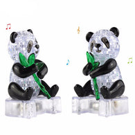 3D Crystal Adult Panda Puzzle