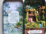 Miniature Doll House Puzzle